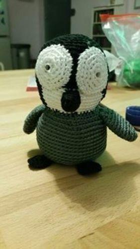 Makerist - Pinguin, Elch & Panda - Häkelprojekte - 1