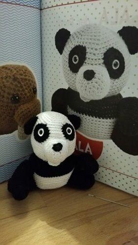 Makerist - Pinguin, Elch & Panda - Häkelprojekte - 3