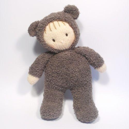 Makerist - Teddy Bear Jo-Jo- Doll - Knitting Showcase - 1