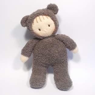 Makerist - Teddy Bear Jo-Jo- Doll - 1