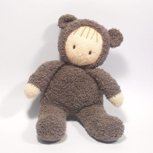 Makerist - Teddy Bear Jo-Jo- Doll - Knitting Showcase - 2