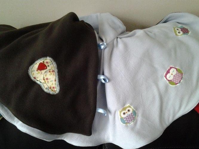 Makerist - capes d'hiver fillettes - Créations de couture - 1