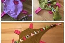 Makerist - Schnullerdrache für Frida ❤️ - 1