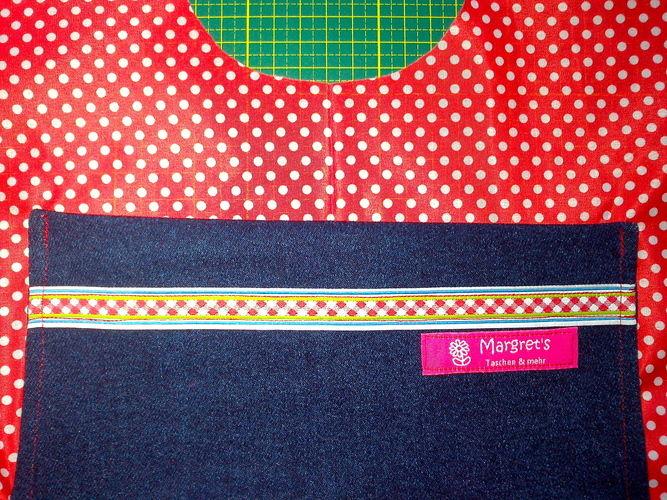 Makerist - Jeans-Tasche - Nähprojekte - 2