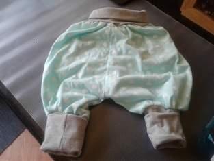 Makerist - Noch eine Baby joggin-Hose - 1