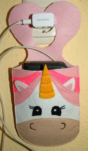 Makerist - Handyladetasche Lady Lou von Kullaloo - Nähprojekte - 1
