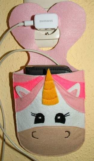 Makerist - Handyladetasche Lady Lou von Kullaloo - 1
