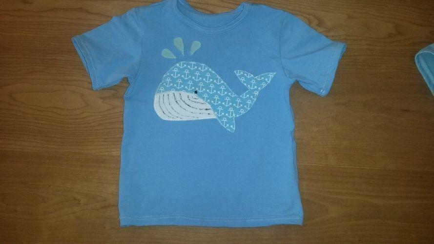 Makerist - Drei maritime T-Shirts fürs Söhnchen - Nähprojekte - 1