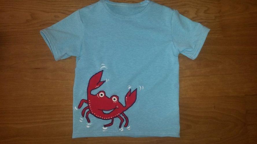 Makerist - Drei maritime T-Shirts fürs Söhnchen - Nähprojekte - 2