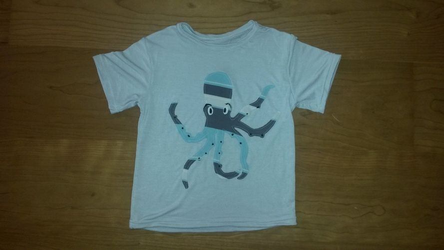 Makerist - Drei maritime T-Shirts fürs Söhnchen - Nähprojekte - 3