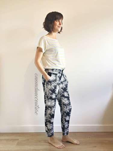 Makerist - Pantalon Gilbert (République du Chiffon) - Créations de couture - 1