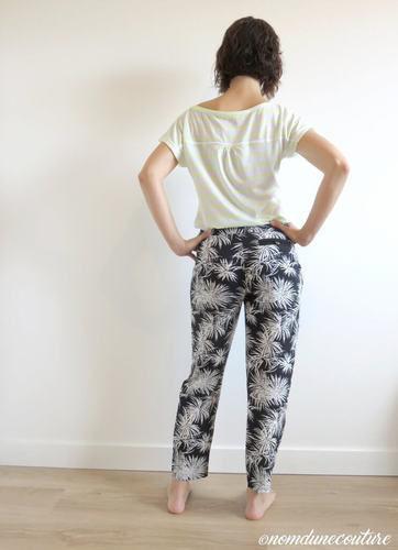 Makerist - Pantalon Gilbert (République du Chiffon) - Créations de couture - 2