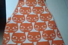 Makerist - robe-chat, tissus en coton pour ma petite puce, taille 8ans - 1