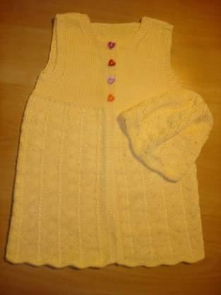 Makerist - Sommerkleidchen mit Mütze - 1