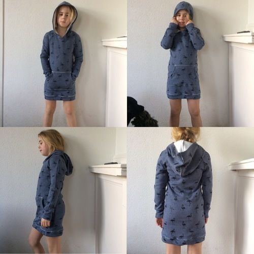 Makerist - Sweater/dress Jesse  - Sewing Showcase - 1