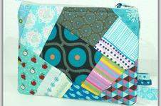Makerist - Crazypatchwork Täschle - 1