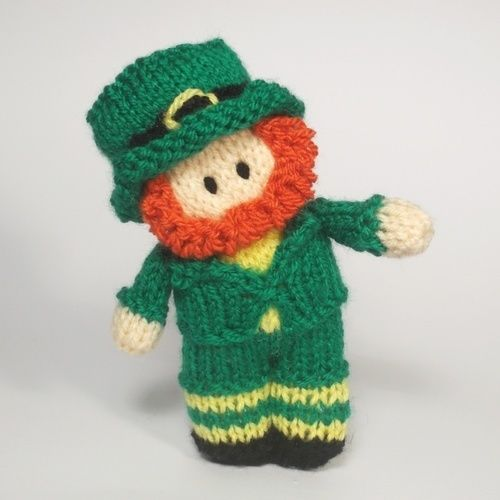 Makerist - St Patrick's Day - Leprechaun - Knitting Showcase - 2