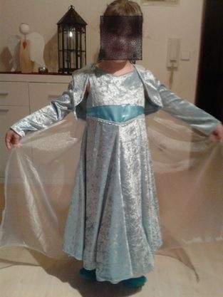 "Makerist - Eiskönigin ""Elsa"" Kostüm - 1"