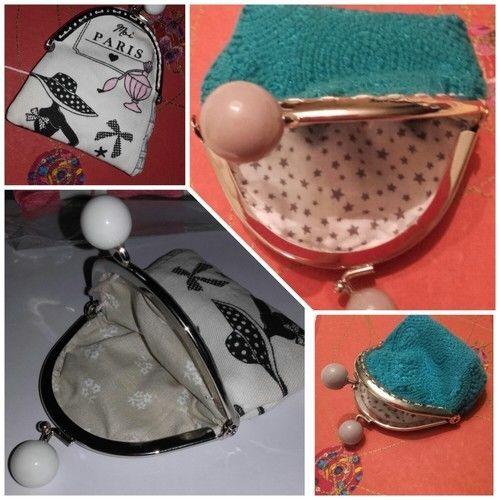 Makerist - mon petit porte monnaie - Créations de couture - 1