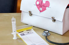 Makerist - Arztkoffer aus Filz - 1