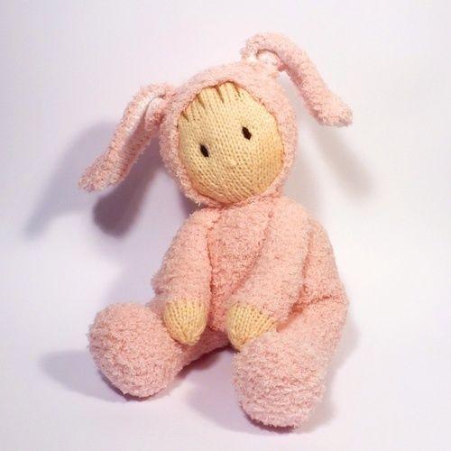 Makerist - Bunny Jo-Jo Doll - Knitting Showcase - 1