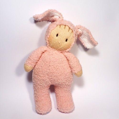 Makerist - Bunny Jo-Jo Doll - Knitting Showcase - 2