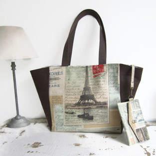 Makerist - Le sac cabas Clara - 1