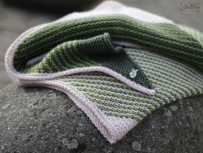 Makerist - Freitagsfarben-Tuch  - Strickprojekte - 1