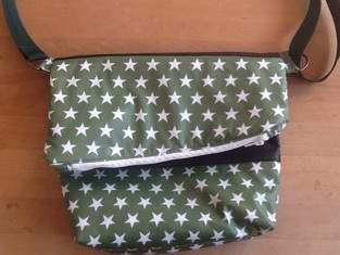 Makerist - FoldOver Tasche von Hansedelli - 1