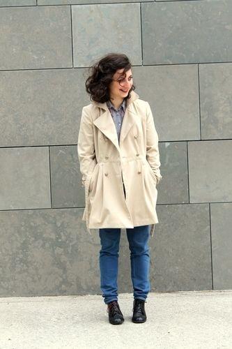 Makerist - Trench Luzerne - Créations de couture - 1