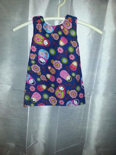 Makerist - Babuschka - Kleidchen für Mädels  - Nähprojekte - 1