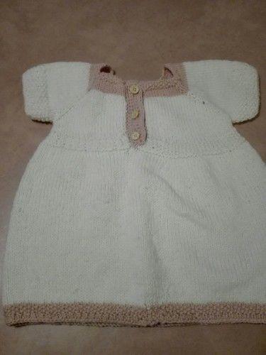 Makerist - robe au tricot - Créations de tricot - 1