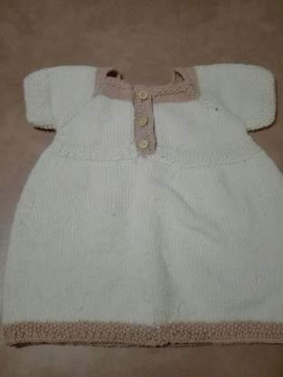 Makerist - robe au tricot - 1