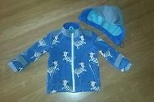 Makerist - Softshelljacke für meinen Sohn - 1