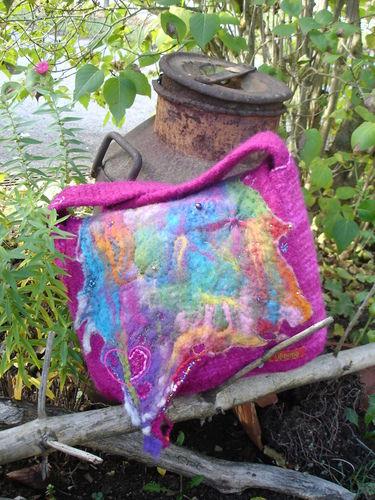 Makerist - Gute-Laune-Tasche - Strickprojekte - 1
