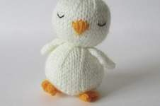 Makerist - Sleepy Chick - 1