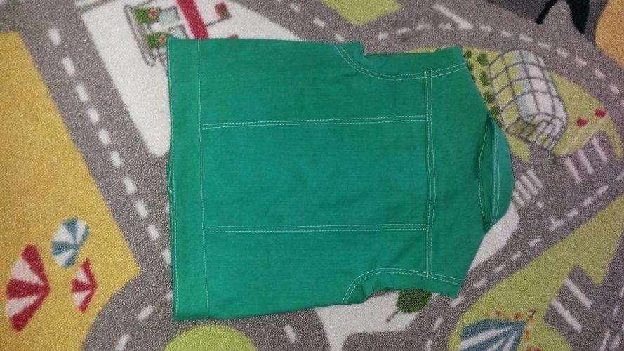 Makerist - Jeansweste für meinen Sohn - Nähprojekte - 2