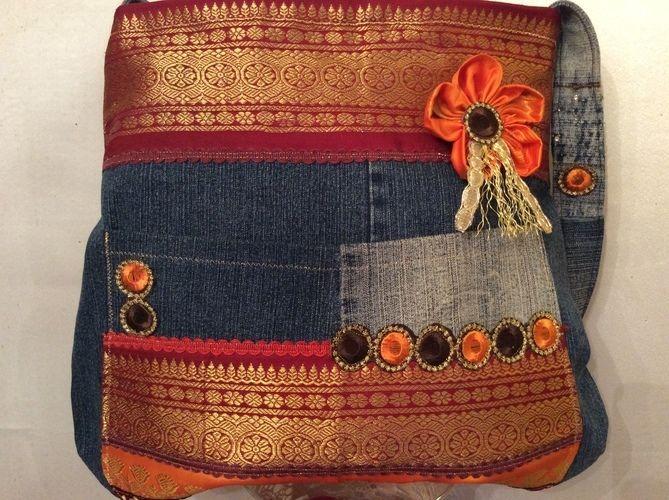 Makerist - Recyclage Jeans - Créations de couture - 1