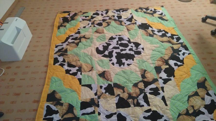 Makerist - DECKE für meinen Sohn  - Patchwork-Projekte - 3