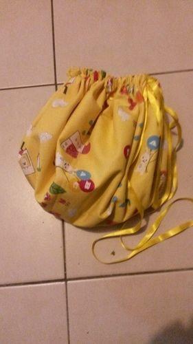 Makerist - Maison de poupées nomade - Créations de couture - 2