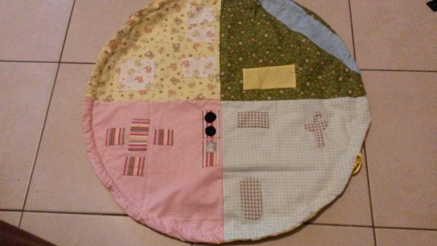 Makerist - Maison de poupées nomade - Créations de couture - 1
