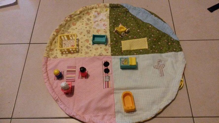 Makerist - Maison de poupées nomade - Créations de couture - 3