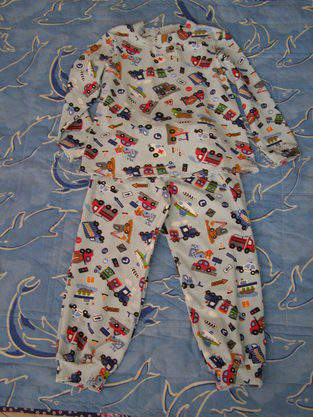 Makerist - Pyjama 4 ans - 1