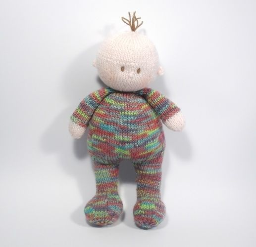 Makerist - Jo-Jo Doll - Knitting Showcase - 2
