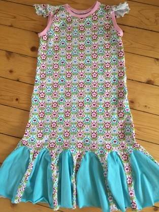 tolles Sommerkleidchen für Mädchen