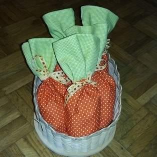 Makerist - Karottensäckchen - 1