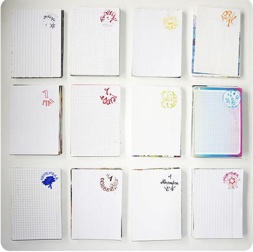 Makerist - Ewiger Kalender - Erinnerungsbox - DIY-Projekte - 3