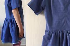 Makerist - einfaches Kinderkleid aus einem Herrenhemd - 1