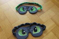 Makerist - Dinoschlafbrillen - 1