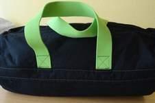 Makerist - Sporttasche mit Spruch von Shesmile - 1
